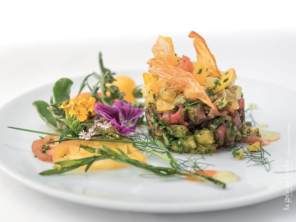 plat vegetale